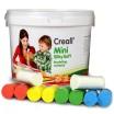 Creall Mini Modelliermasse 1100g in 5 Farben für Kinder ab 2 Jahren in Primärfarben
